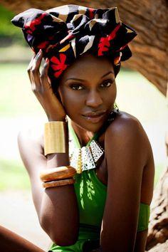 stunning. #turban lover, #head pieces