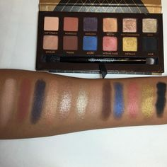 Shadow Couture palette from Anastasia Beverly Hills