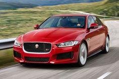 Jaguar - XE front