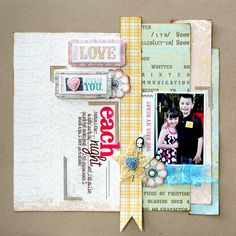 Layout by Stacey Michaud