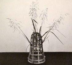 """blushingcheekymonkey: """"isamu noguchi - cage vase (1952) """""""