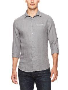 John Varvatos Slim Fit Sport Shirt