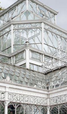 marthasbuildings:  Horniman Museum Conservatory