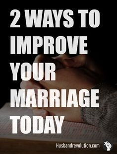 2 essential things every marriage needs!!