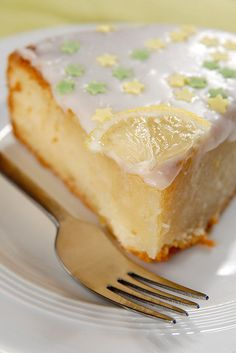 lemony french cake recipe