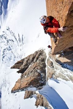 Chamonix Voie Petit au Grand Capucin Must do. © Collection Arnaud Petit