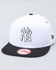 New Era Men New York Yankees Turnover Snapback Hat (Team City 443d4ca06d07