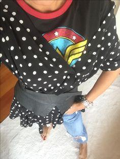 #streetstyle#outfit#wonderwoman#fashionsta