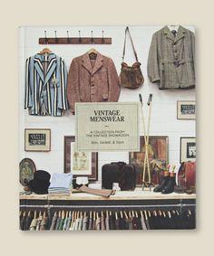 vintage menswear book - Google Search