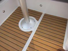 Umweltfreundlich Composite-Boot Decking