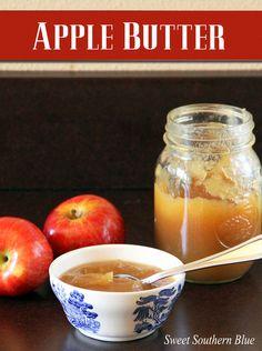 Apple Butter on MyRecipeMagic.com #butter #apple