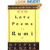 The love poems of Rumi for my bed stand...#DreamRobshaw