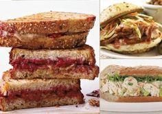 400-Calorie Sandwiches | Prevention