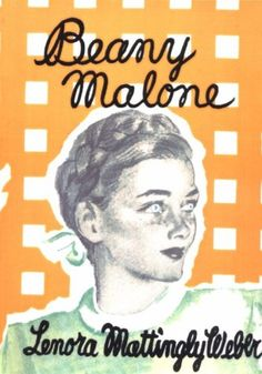 Beany Malone.  Remember this series from the 50's?