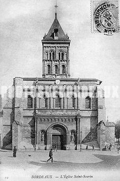 Eglise Saint Seurin (19) - Bordeaux