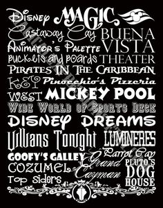 Disney Magic Cruise #DCL #Disney. It's about more than golfing,  boating,  and beaches;  it's about a lifestyle  KW  http://pamelakemper.com