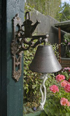 Rustic Garden Bells : Black Country Metalworks Ltd