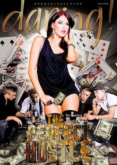 The Perfect Hustle High Res Dvd Cover