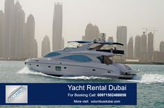 Yacht Rental Dubai  For Booking Call: 00971502488858 #YachtCharterDubai #YachtRentalDubai #RentYachtDubai #FishingTripDubai