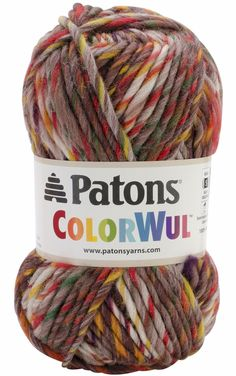Patons Colorwul Yarn