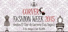 Maxi´s Agenda: Corvera Fashion Week 2015