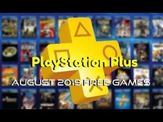 PlayStation Plus | August 2019 Free Games Playstation Plus, Ps Plus, Batman Arkham Knight, News Games, Free Games, Chevrolet Logo, September
