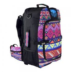 Exciting and ready for some fun, this RADical RADbag will accompany you on all your RADventures! This is the bag. Carry On Size, Bottle Holders, Travel Light, Travel Packing, First World, Travel Style, Backpacking, Stylish, Bags