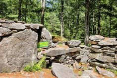 In the heart of the woods atop a granite-studded hill in Salem, New Hampshire, stands a site shrouded in legend – America's Stonehenge. Take a photo tour of this popular roadside attraction.