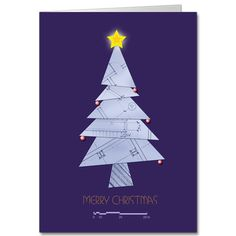 Our unique Construction Christmas Cards are easily personalized online w/your company name. + New Customer Discounts all year long! Company Christmas Cards, Business Christmas Cards, Personalised Christmas Cards, Holiday Cards, Merry Christmas 2017, Christmas Crafts, Christmas Tree, Origami Xmas Cards, Xmas Greetings
