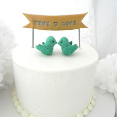 Top-Notch Handmade Wedding Cake Toppers
