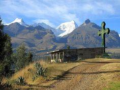 Mirador de Rataquenua - Huaraz, Perú