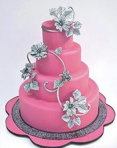 cake decorating ideas | beautiful! | Cake Decorating and desserts