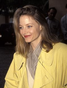 Actress Jodie Foster attends the British Academy of Film Television Arts' 46th Annual Film Awards on March 22 1992 at Bel Age Hotel in West Hollywood...