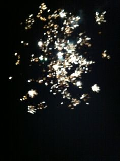 New Year's Eve in Warsaw and watching fireworks everytime ♥