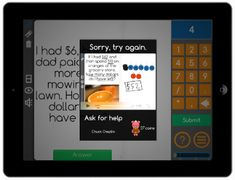 Free App to Differentiate Math for K-8