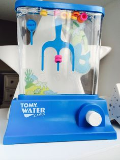 TOMY Water Games // Triton Fork