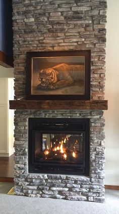 Weather you want to convert your wood-burning fireplace to natural gas, or add the wood burning experience to your home. Fireside Pros is your single resource to get the job done. Select great products, like these natural looking Eiklor Flames
