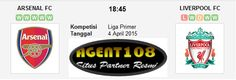 Prediksi Arsenal vs Liverpool 4 April 2015 Liga Inggris