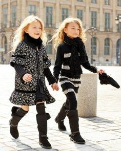 precious girls of style!