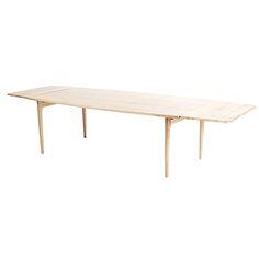 Greatdanefurniture 12 seat oak table
