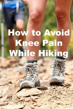 Do you enjoy fall hiking? It's one of my favorite ways to get exercise but sometimes knee pain gets in the way. Here are a few ways to prevent knee pain so you don't have to put your life on pause! i fjellet How to Avoid Knee Pain While Hiking Thru Hiking, Hiking Tips, Camping And Hiking, Hiking Gear, Hiking Backpack, Hiking Shoes, Outdoor Camping, Outdoor Travel, Camping Gear