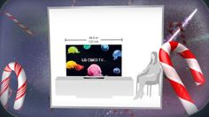 LG OLED55B6V 55 inch 4K Ultra HD OLED Flat Smart TV webOS (2016 Model) - Black  [Energy Class b] by LG Electronics    http://amzn.to/2eT2n6M only OLED uses self-lighting pixel technology,  delivering a standard of black and colour reproduction and with  Dolby Vision achieves stunning image quality by leveraging  breakthrough high dynamic range (HDR) and wide colour-gamut technologies LG OLED55B6V 55 inch 4K Ultra HD OLED Flat Smart TV webOS (2016 Model http://amzn.to/2eZBsnl