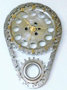 Reloj de engranajes de la sincronización / por FrostAutoDecor