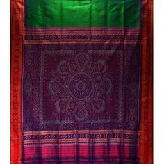 OSS857: Silk Saree