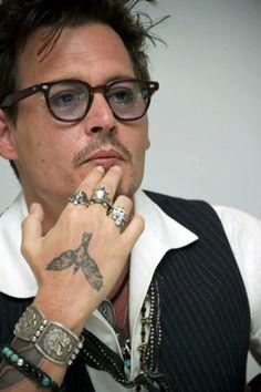 Johnny Depp June 19, 2013