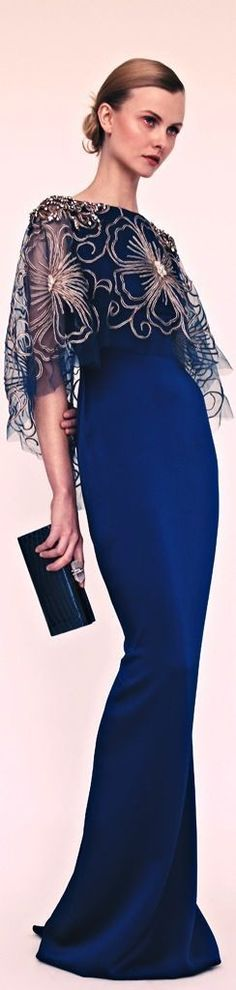 Marchesa, Beautiful Gowns, Beautiful Outfits, Runway Fashion, Fashion Show, Fashion Brand, Fashion Models, Evening Dresses, Formal Dresses