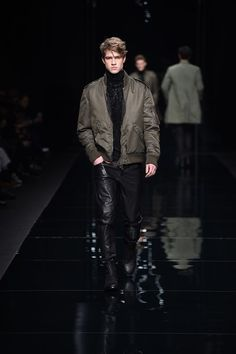 Catwalk photos and all the looks from Ermanno Scervino Autumn/Winter 2016-17 Menswear Milan Fashion Week