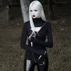 Gothic Girls, Hot Goth Girls, Emo Girls, Anastasia, Goth Beauty, Dark Beauty, Dark Fashion, Gothic Fashion, Steampunk Fashion