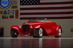 1932 Ford Roadster from the Ron Pratte Collection to be sold at Barrett-Jackson Scottsdale Auction winter 2014