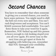Second Chances Quotes second chances source life cheating Second Chances Quotes. Here is Second Chances Quotes for you. Second Chances Quotes life always offers you a second chance its called tomorrow. Betrayal Quotes, Forgiveness Quotes, Breakup Quotes, Wisdom Quotes, True Quotes, Quotes To Live By, Motivational Quotes, Inspirational Quotes, Infidelity Quotes